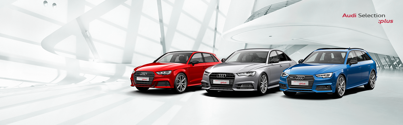 Audi selection plus