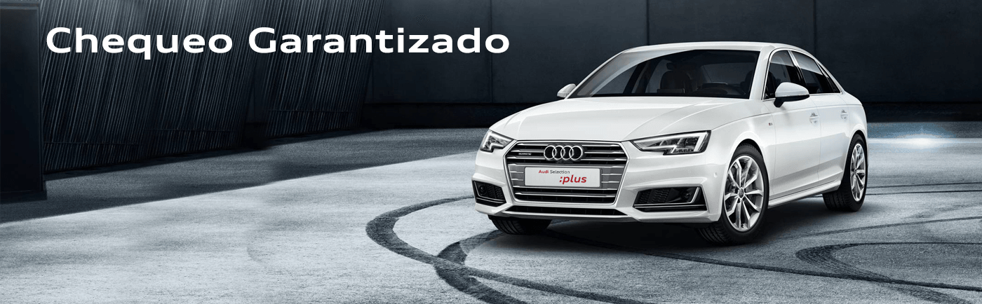 programa Audi Selection :plus