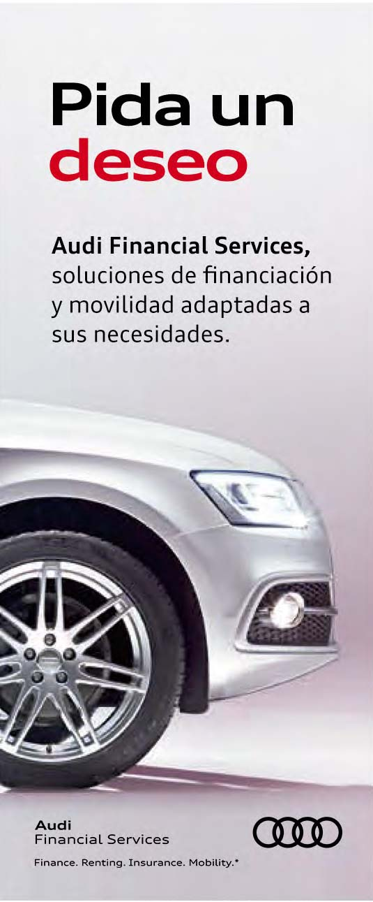 financiación audi selection plus