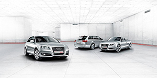 Buscador de Concesionarios Audi Meeting Point